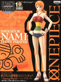 main photo of DX Heroin Figure One Piece Film ~Strong World~: Nami