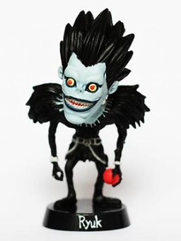 main photo of Death Note Bobble Head Mascot Ryuk
