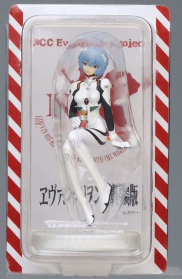 main photo of UCC Evangelion Project: Ayanami Rei