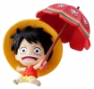 photo of Petit Chara Land - Sky! Parasol Ver ★ Monkey D. Luffy
