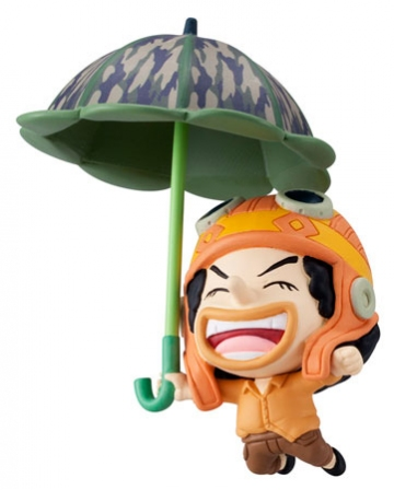 main photo of Petit Chara Land - Sky! Parasol Ver ★ Usopp
