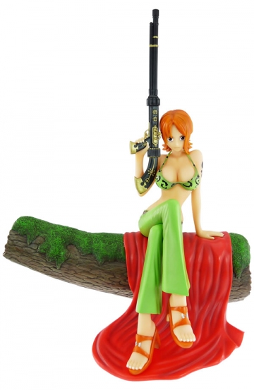 main photo of Door Painting Collection Figure Nami Animal Ver.