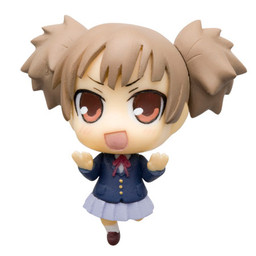main photo of Cutie Figure Mascot K-ON!!: Suzuki Jun