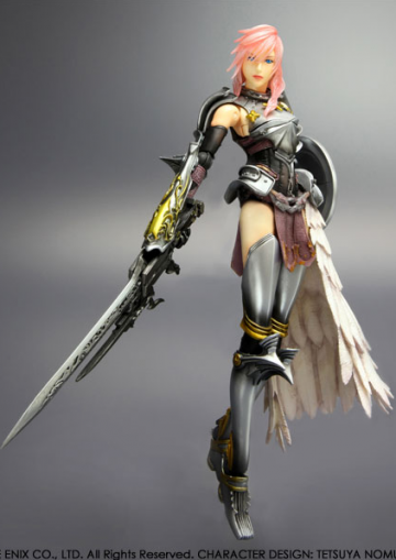 main photo of Play Arts Kai Lightning XIII-2 Ver.