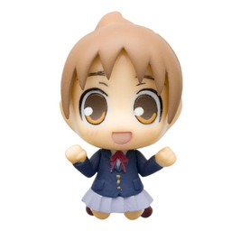 main photo of Cutie Figure Mascot K-ON!!: Hirasawa Ui