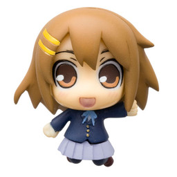 main photo of Cutie Figure Mascot K-ON!!: Hirasawa Yui