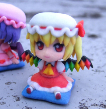 main photo of 3D Mame Flandre