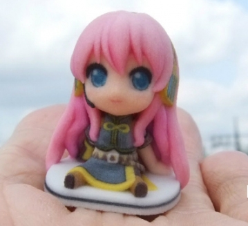 main photo of 3D Mame Luka