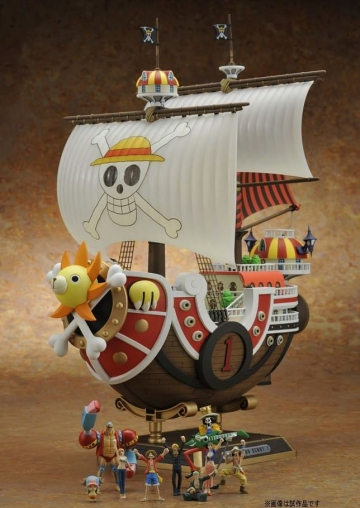 main photo of Thousand Sunny New World Ver