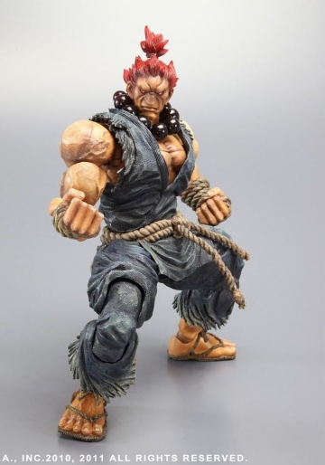 main photo of Play Arts Kai Vol.2 Akuma