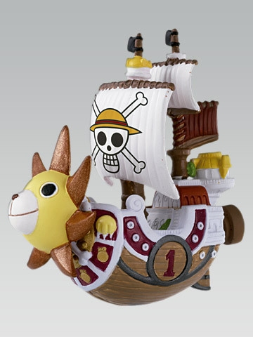 main photo of One Piece Collection Deep Sea Adventure (FC21): Thousand Sunny