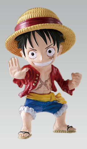 main photo of One Piece Collection Deep Sea Adventure (FC21): Luffy