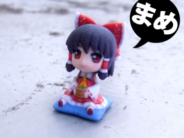 main photo of 3D Mame Reimu