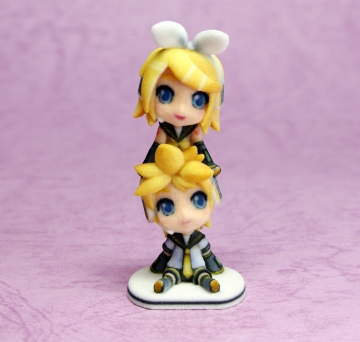 main photo of 3D Mame Rin and Ren
