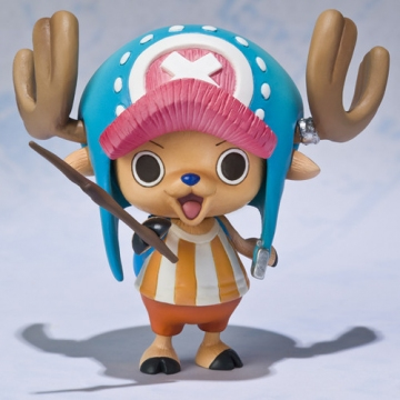 main photo of Figuarts Zero Tony Tony Chopper New World Ver.