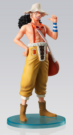 main photo of Super One Piece Styling - Reunited Pirates: Usopp