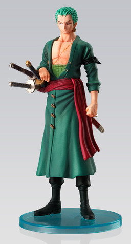 main photo of Super One Piece Styling - Reunited Pirates: Roronoa Zoro