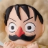 One Piece W Mascot 3: Monkey D Luffy