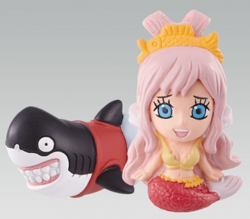 main photo of One Piece W Mascot 3: Shirahoshi