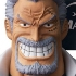 One Piece Greatdeep Collection 3: Monkey D. Garp