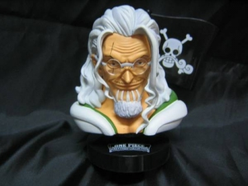 main photo of One Piece Greatdeep Collection 3: Silvers Rayleigh (Secter Ver.)