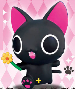 main photo of Nyanpire Soft Vinyl Figure