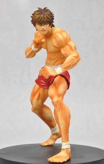 main photo of Real Detail Figure Hanma Baki