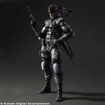main photo of Play Arts Kai Solid Snake