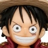 World Collectable Figure Vol. 2: Monkey D. Luffy