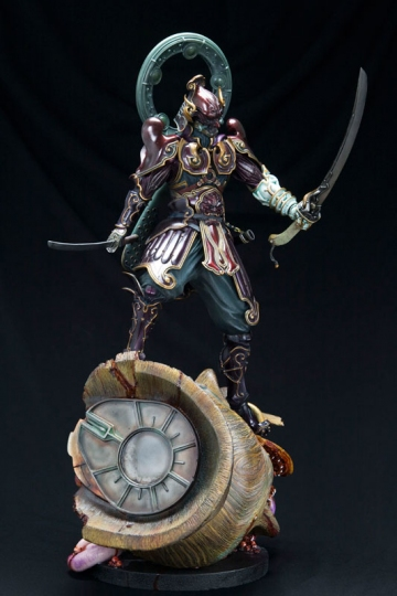 main photo of Fine Art Statue Yoshimitsu