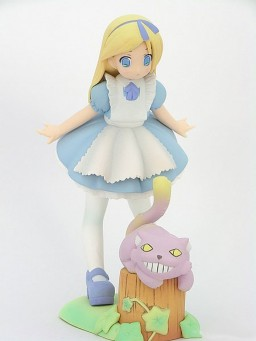 main photo of POP Wonderland Vignetteum: Cheshire Cat
