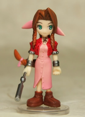 main photo of Final Fantasy Trading Arts Mini Vol.3: Aerith Gainsborough