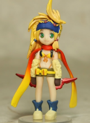 main photo of Final Fantasy Trading Arts Mini Vol.3: Rikku