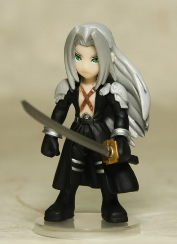 main photo of Final Fantasy Trading Arts Mini Vol.4: Sephiroth