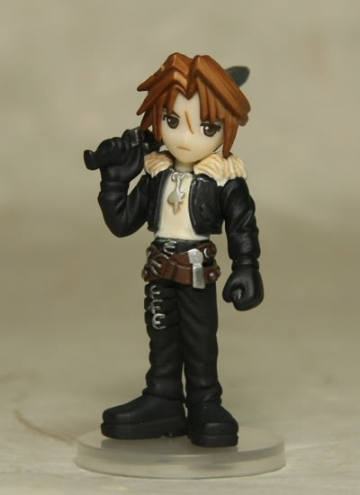 main photo of Final Fantasy Trading Arts Mini Vol.2: Squall Leonheart