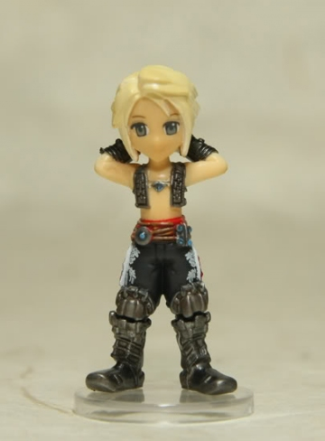 main photo of Final Fantasy Trading Arts Mini Vol.1: Vaan