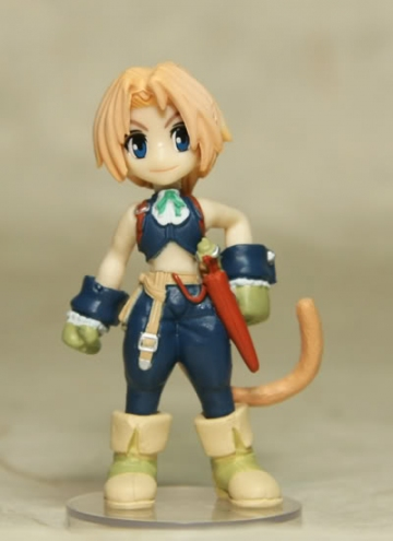 main photo of Final Fantasy Trading Arts Mini Vol.4: Zidane Tribal