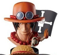 main photo of One Piece Greatdeep Collection 1: Portgas D. Ace
