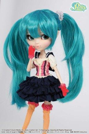 main photo of Pullip Miku LOL Version LE