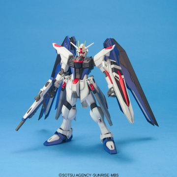 main photo of MG ZGMF-X10A Freedom Gundam