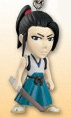 main photo of Bleach Figure Keychan ~Kako-hen~: Kuchiki Byakuya