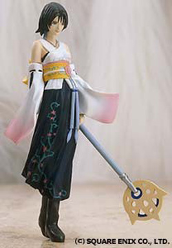 main photo of Final Fantasy Trading Arts Vol.1: Yuna