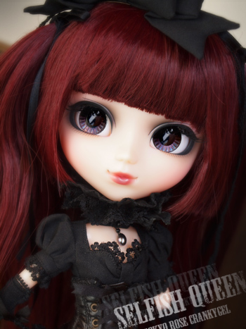 main photo of Pullip Bloody Red Hood
