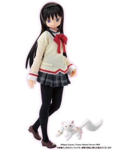 main photo of PureNeemo Characters 050 Akemi Homura School Uniform ver.