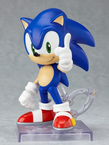 main photo of Nendoroid Sonic the Hedgehog