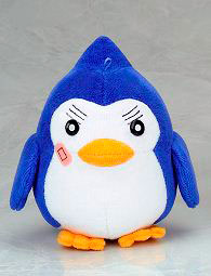 main photo of Mawaru-Penguindrum Plushie Strap: Penguin 1