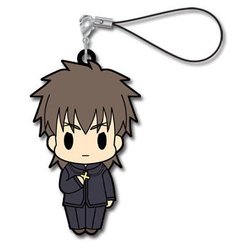 main photo of Fate/Zero Rubber Strap Collection Vol.1: Kotomine Kirei