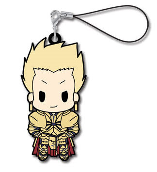 main photo of Fate/Zero Rubber Strap Collection Vol.2: Gilgamesh