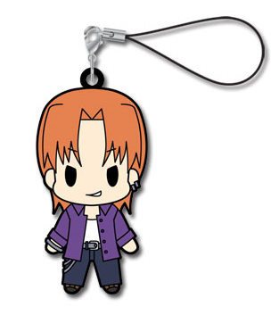 main photo of Fate/Zero Rubber Strap Collection Vol.2: Uryu Ryuunosuke