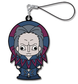 main photo of Fate/Zero Rubber Strap Collection Vol.2: Caster